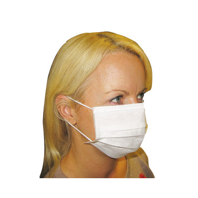 Face Masks 3ply Non-Woven Looped 50