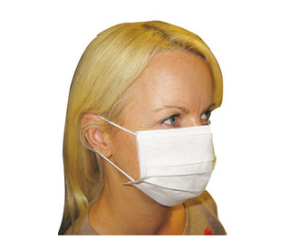 Proform Face Masks 3ply Non-Woven Looped 50
