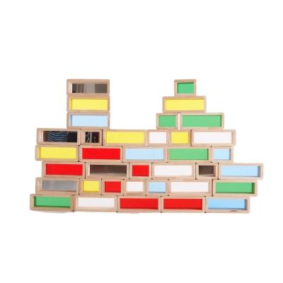 Giant Rainbow Bricks 36 Pack