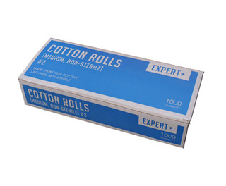 Dental Cotton Wool Rolls 1000