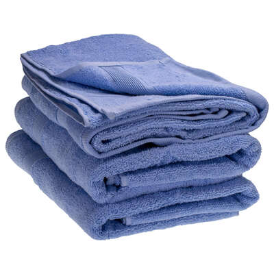 Bath Towel 70x130cm 500gm x 3 - Colour: Hyacinth