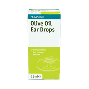 Olive Oil Ear Drops 15ml
