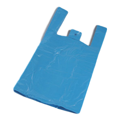Heavy Duty Blue Vest Carrier Bag 1000 Pack