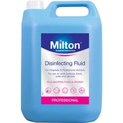 Milton Disinfecting Fluid 2x5 Ltr