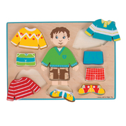 Dressing Boy Puzzle