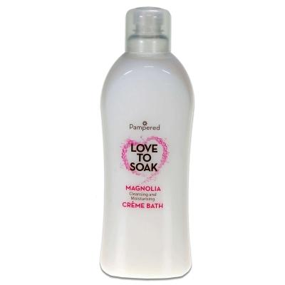 Magnolia Creme Bath 1 Litre 9 Pack