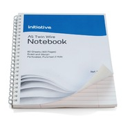 A5 Spiral Notebook 80 Sheet