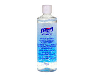 Purell Advanced Hygienic Hand Rub Pump Btl 500ml