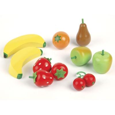 Wooden Fruit Salad