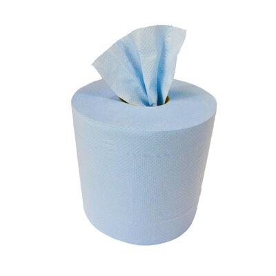 Blue Premium Centrefeed Roll 2ply 150m
