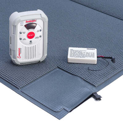 Ramblegard Deluxe Floor Pad Wireless Standalone