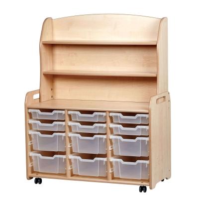 3 Column Tray Storage With Welsh Dresser