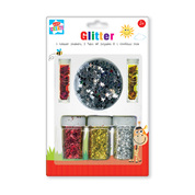 Glitter and Confetti Set