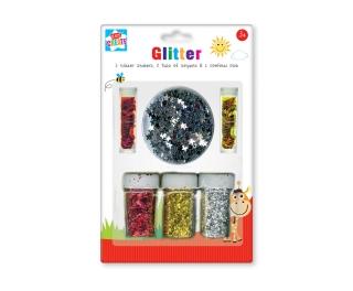 Glitter and Confetti Set