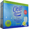 Dishwasher Tablets Lemon 8 x 30 Pack