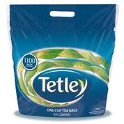 Tetley Tea Bags 1 Cup 1100 Pack