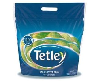 Tetley Tea Bags 1 Cup 1100 Pack