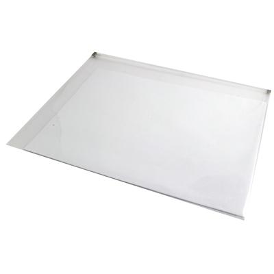 Zip Wallets A4 Transparent 10pk