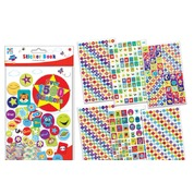 Reward Stickers Assorted 1500 Pack