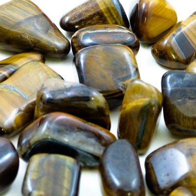Polished Stones Tiger Eye Small 1kg