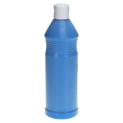 Ready Mixed Fluorescent Poster Paint 600ml - Colour: Blue