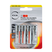 Size AA Alkaline Battery 4pk