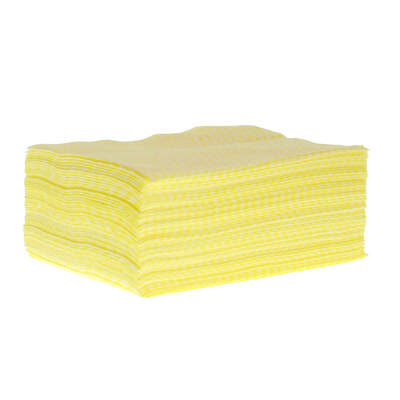 Soclean Cloths 50 Pack - Colour: Yellow