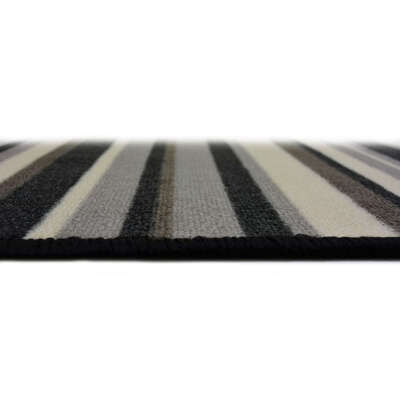Door Mat and Runner 57x230cm - Colour: Anthracite