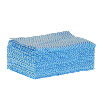 Soclean Cloths 50 Pack - Colour: Blue