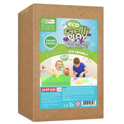Messy Play Eco Gelli 1.2kg - Colour: Green