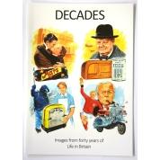 Decades Reminiscence Book A4