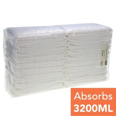 Gompels All-in-One Adult Diaper Medium Plus 20