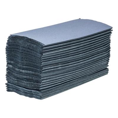 Soclean C Fold Blue Paper Towels 1ply 2640