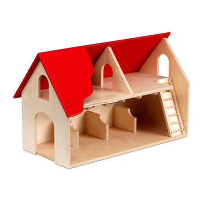 Wooden Farm House 450mm