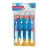 Kids Toothbrushes 4pk