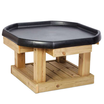 Wooden Play Tray Activity Table