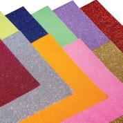 A4 Glitter Paper 30 Pack