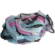 Gompels Assorted Lace Pack 10 x 5m