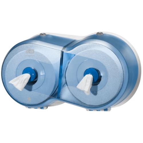 Tork Smartone Mini Twin Toilet Roll Dispenser T9 Gompels