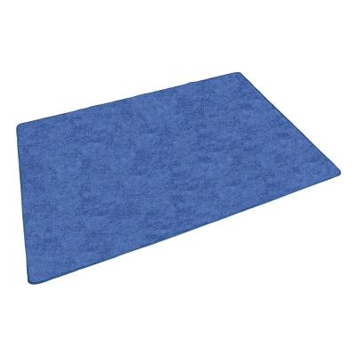 Rectangular Rug 1.78m x 2.57m - Colour: Blue