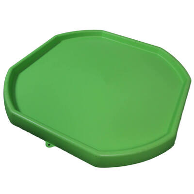 Gompels Play Sand Tray 940mm - Colour: Lime Green