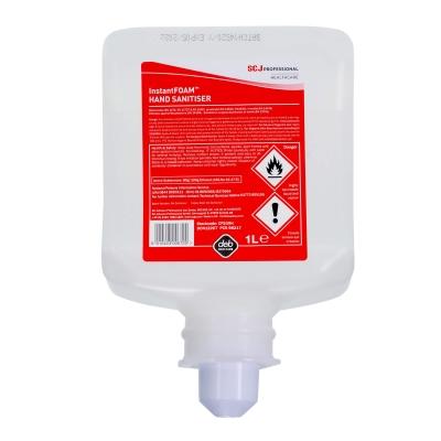 Cutan Foam Hand Sanitizer Cartridge 1l x 6