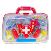 Doctor's Equipment Set With Carry Case