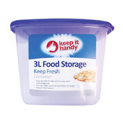Food Storage Container 3.1 Ltr