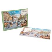 Autumn Market Jigsaw Puzzle 35pc