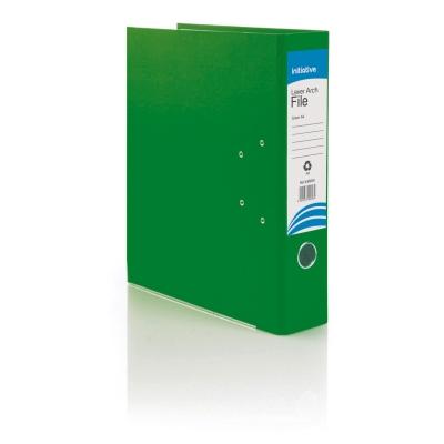 A4 Lever Arch File - Colour: Green