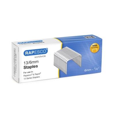 Tacker Staples 13/6mm 5000 Pack