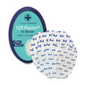Blister Plasters Assorted 5 Pk