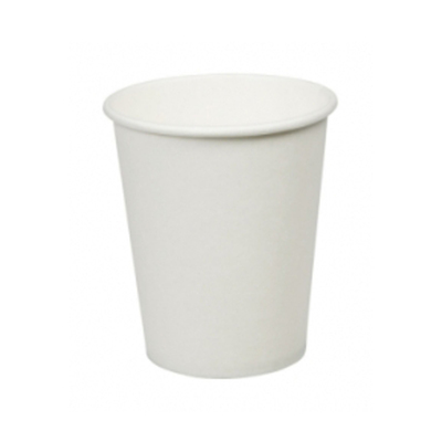 Paper Cup White 8oz 50 Pack