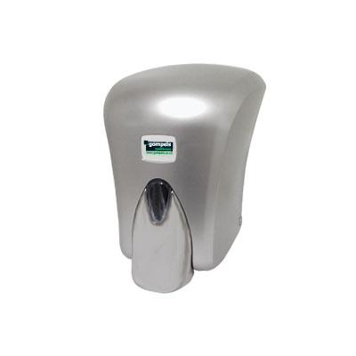 Soap Dispenser in Silver 1000ml